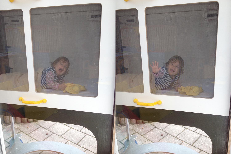 Lekker buiten slapen heel gezond kinderdagverblijf for Baby op zij slapen kussen
