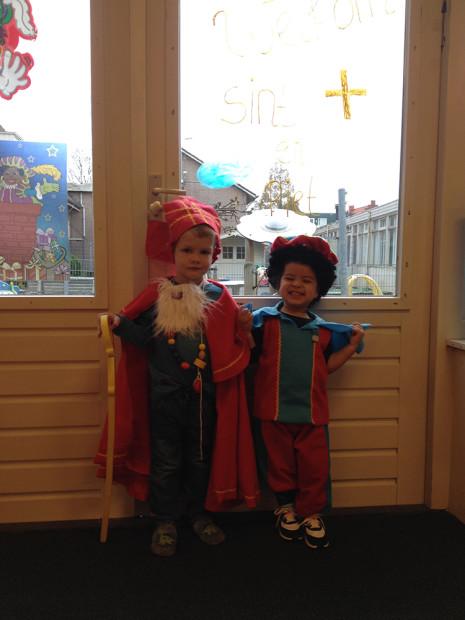 Sinterklaaskriebels