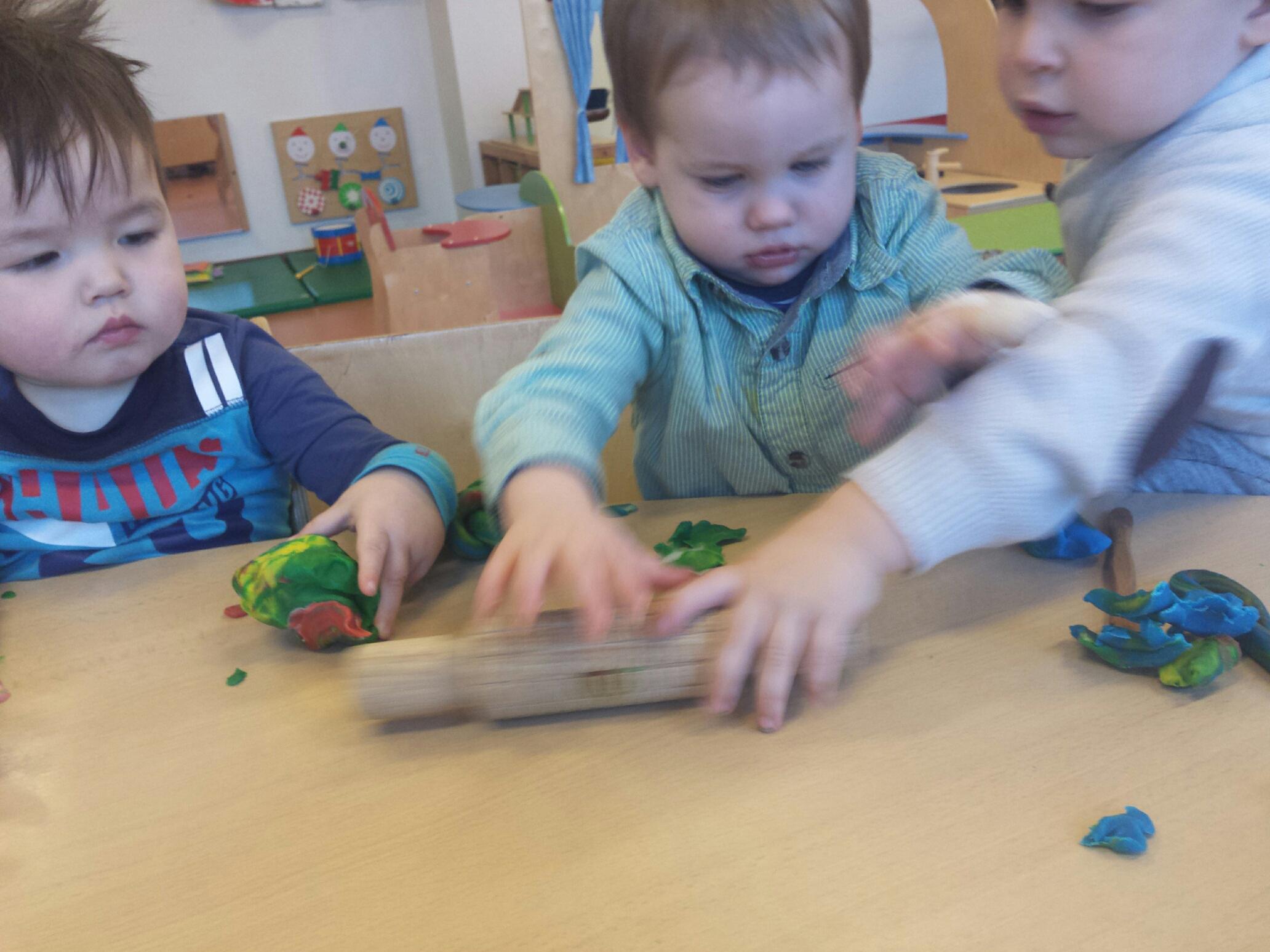 Spiksplinternieuw Kleien « Kinderdagverblijf Bambi Volendam SW-77